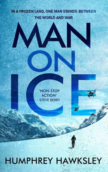 Man on Ice