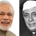 Modi - Nehru