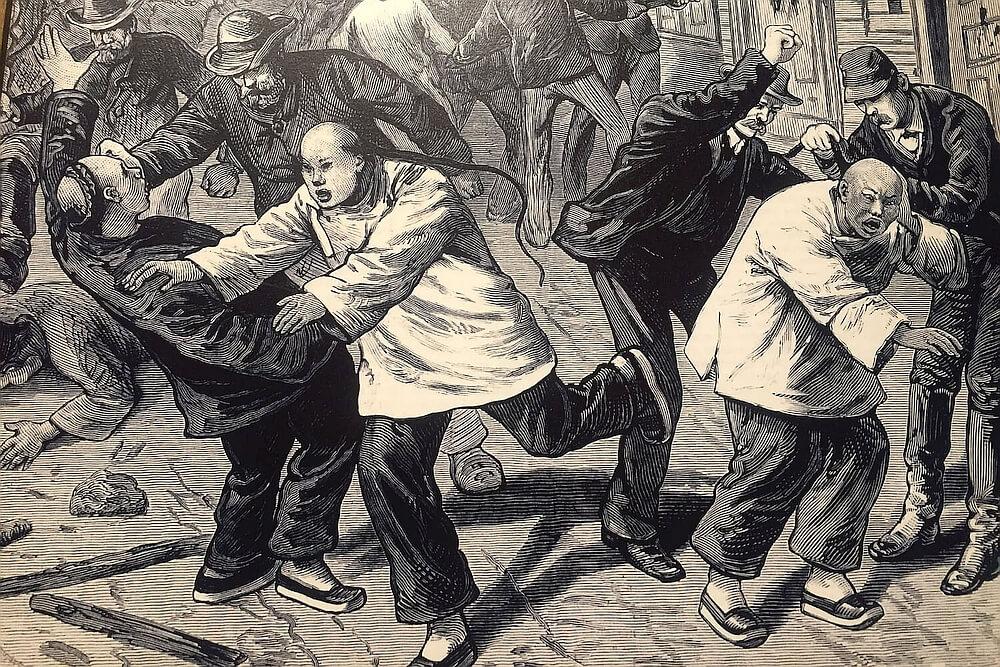 Anti-Chinese violence